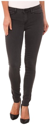 Calvin Klein Jeans Demin Leggings in Washed Down Grey $69.50 thestylecure.com