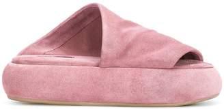 Marsèll wrap strap platform sandals