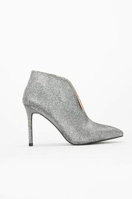 d3346640ac4 Wallis Silver Low Cut Shoe Boot