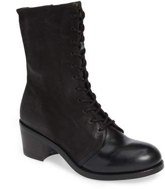 Fly London Zeko Lace-Up Boot