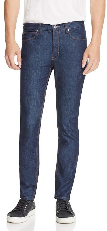 Hugo BossHUGO Temperature Control Slim Fit Jeans in Indigo
