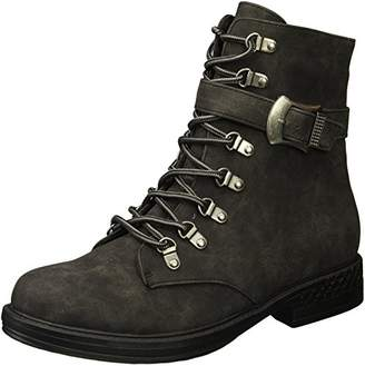 2 Lips Too Women's Too Random Combat Boot