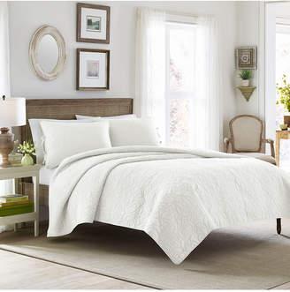 Laura Ashley King Felicity Quilt Set Bedding
