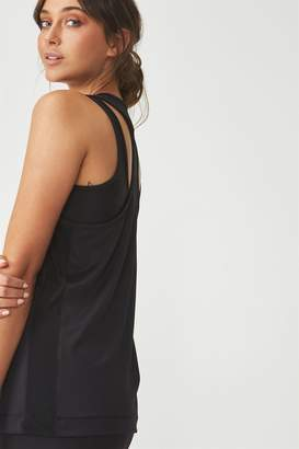 Cotton On Tie Front Tank Top