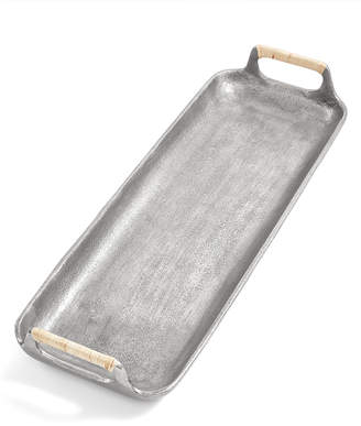 Lucky Brand SMALL SILVER SERVING TRAY