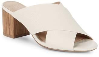 ALEX+ALEX Women's Crisscross Leather Sandals