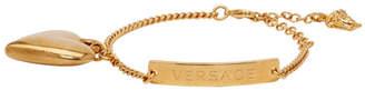 Versace Gold Love Bracelet