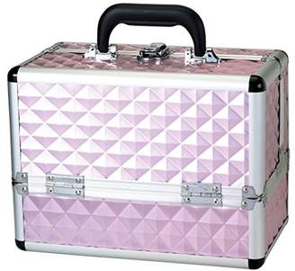Danielle Makeup Case Cosmetics Organizer Trunk Case