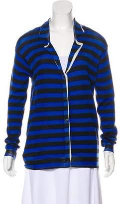 Prada Wool Button-Up Cardigan