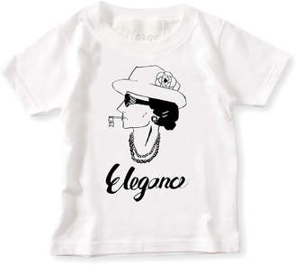 PalinkA (パリンカ) - パリンカ 【KIDS】ElegenceプリントキッズTシャツ / MergeLA