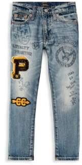 Ralph Lauren Little Boy's Slim-Fit Jeans