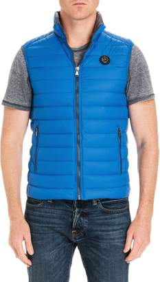 Michael Kors Slim Fit Packable Down Vest