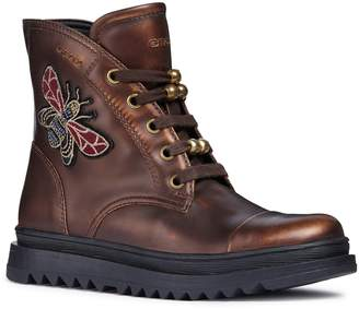 Geox Gilly Jaw 2 Lace-Up Boot