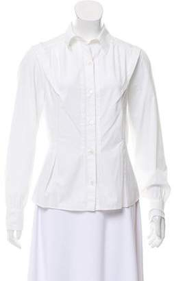 Nina Ricci Tailored Button-Up