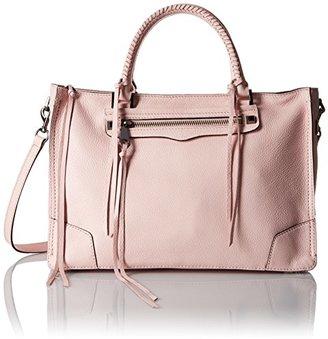 Rebecca Minkoff Regan Satchel Shoulder Bag $209.89 thestylecure.com