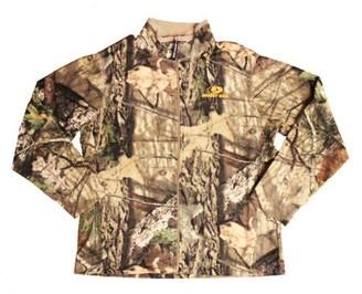 Mossy Oak Men's Fleece Full Zip Jacket, MO Country