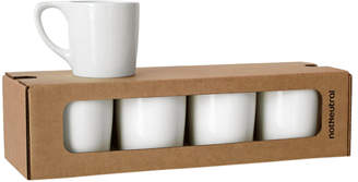 notNeutral LINO Coffee Mugs (Set of 4)