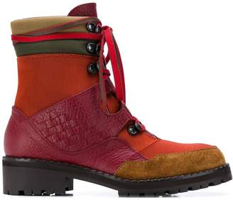 Bottega Veneta hiking boots