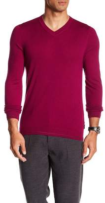 Ted Baker Cashmere Blend V-Neck Sweater