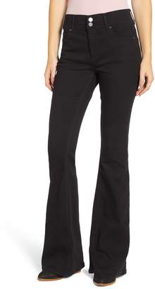 Love, Fire High Waist Flare Jeans