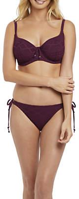 Sundance Padded Bikini Top, Purple