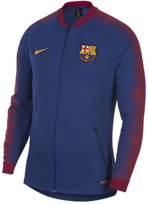 Nike Men's Fc Barcelona Club Team Anthem Jacket