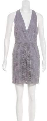 Rebecca Minkoff Eyelet Mini Dress w/ Tags