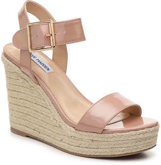 Steve Madden Santorini Wedge Sandal - Women's