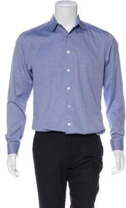 Louis Vuitton Monogram Woven Shirt