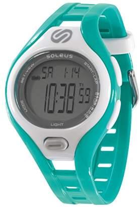 Soleus Women's SR019-471 Dash Small Digital Display Quartz Blue Watch