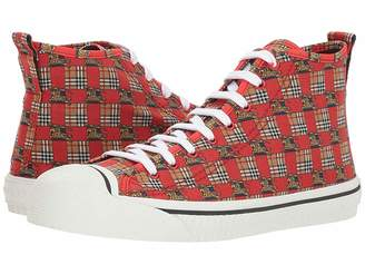 Burberry Kingly High Top Sneaker
