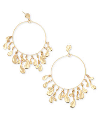 Kendra Scott Natasha Hoop Earrings