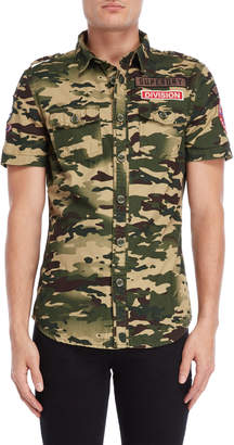 Superdry Army Camouflage Shirt