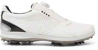 Ecco Biom G2 Gore-Tex And Leather Golf Shoes