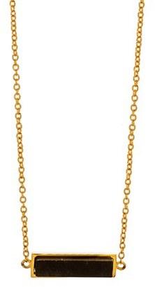Women's Gorjana Dez Bar Pendant Necklace $50 thestylecure.com