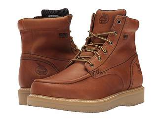 Georgia Boot 6 Moc Toe Wedge