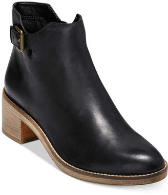Cole Haan Harrington Grand Buckle Booties