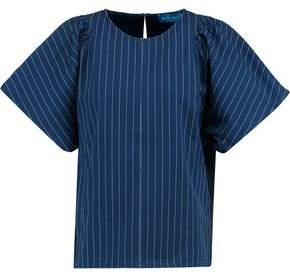 MiH Jeans Mina Striped Cotton Top