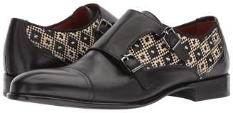 Etro Woven Monk Men's Shoes
