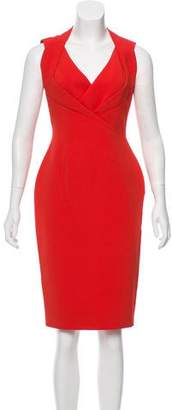 Antonio Berardi Sheath Midi Dress