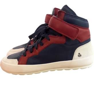 Etoile Isabel Marant Leather trainers