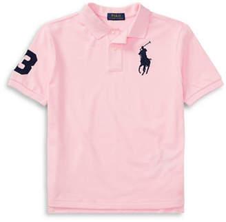 Ralph Lauren Childrenswear Cotton Logo Polo Shirt