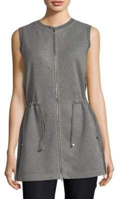 Lafayette 148 New York Lalita Silk Vest