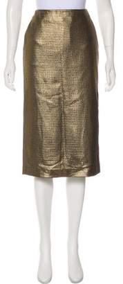 Max Mara Pencil Knee-Length Skirt