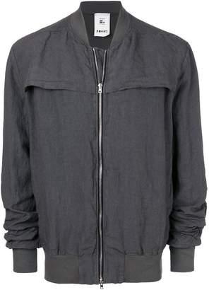 Lost & Found Rooms zip bomber jacket