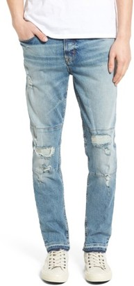 Men's Hudson Sartor Slouchy Skinny Fit Jeans $255 thestylecure.com