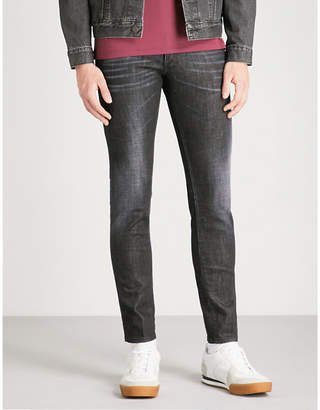 DSQUARED2 Clement regular-fit faded skinny jeans