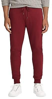 d06432a91d20 Polo Ralph Lauren Men s Tech-Fleece Double-Knit Jogger Pants