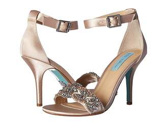 Betsey Johnson Blue by Gina