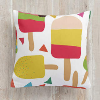 Summer Fun Square Pillow
